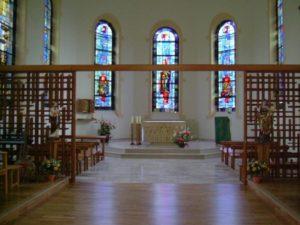 chapelle visitation metz